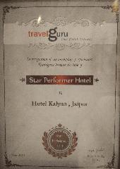 travelguru award