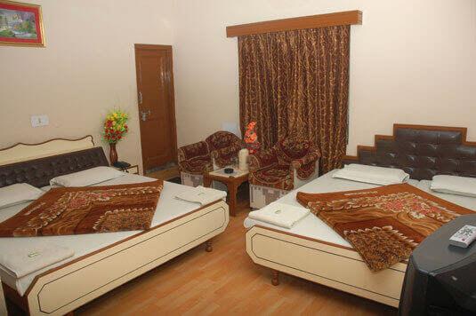 Standard Four Bedroom