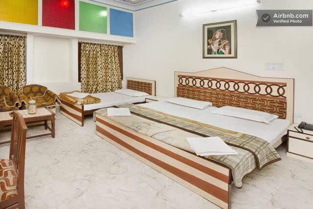 Standard Triple Bedroom